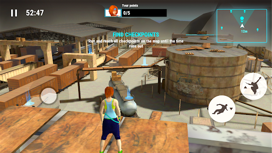 Parkour Simulator 3D Apk Download For Android and Iphone 4