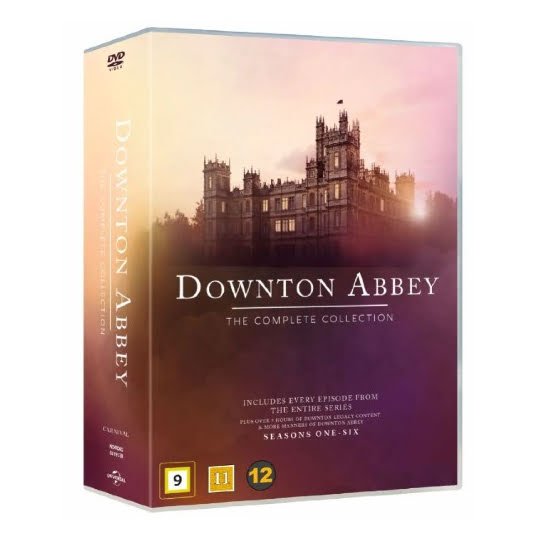 Downton Abbey - Complete Series (26 disc) (DVD)