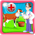 Goat Pregnancy Hospital Care icon