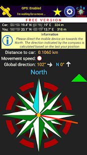 Car Finder (GPS)- screenshot thumbnail