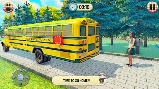 Virtual High School Girl Game 3D MOD (Unlimited Money) 3