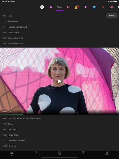 Telia TV Estonia 1.20.0 screenshots 6