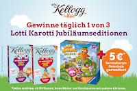 Angebot für W. K. Kellogg® by Kids Gewinnspiel im Supermarkt - Kellogg'S