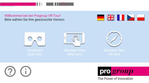 Progroup VR