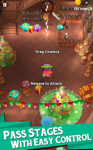 Shooting League: Bounty Hunter  captures d'écran 1
