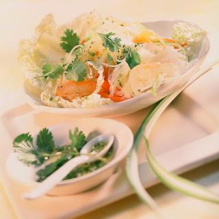 Glasnudel-Salat (Chinadrachen-Salat)