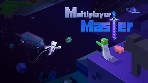 Multiplayer for Minecraft PE - MCPE Servers game (apk) free download for Android/PC/Windows screenshot
