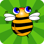 Catch the bees Icon