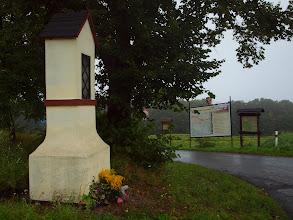 Photo: Rozdroże przy dawnej strażnicy w Bílej Vodzie.