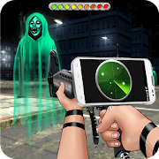 Ghost Hunter In City Simulator