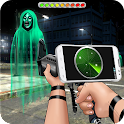 Ghost Hunter In City Simulator icon