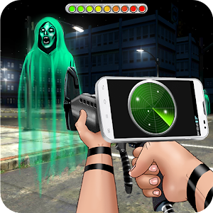 Ghost Hunter In City Simulator for PC and MAC
