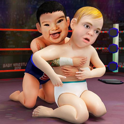 Kids Royal Wrestling Rumble Piledriver Stars Mania (game)
