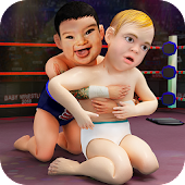 Kids Wrestling: Smack the super junior wrestlers