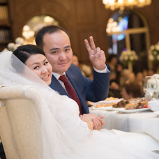 Wedding photographer Sergey Kim (Sergiuswed). Photo of 25.01.2018
