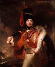 Photo: charles stewart, marquis londonderry - by Sir Thomas Lawrence,painting,1812