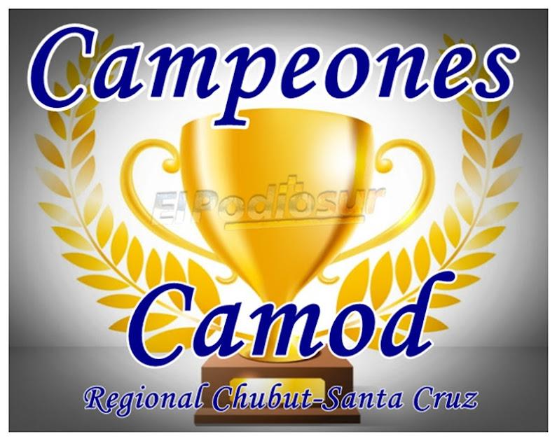Los campeones 2016.