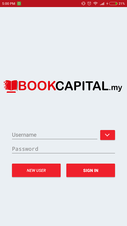 Book Capital- screenshot