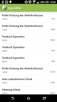 Screenshot of AppJobber