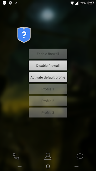 AFWall+ (Android Firewall +) screenshot for Android