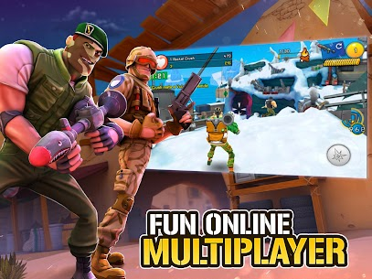 Respawnables – Online PvP Shooting & Gun Battle Apk Download For Android and Iphone Mod Apk 8