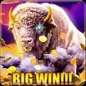 Grand Buffalo 777 Slots Wild Jackpot Lightning icon
