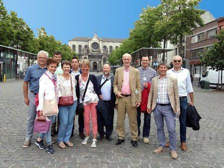 Belfius - Culinaire wandeling in Brussel