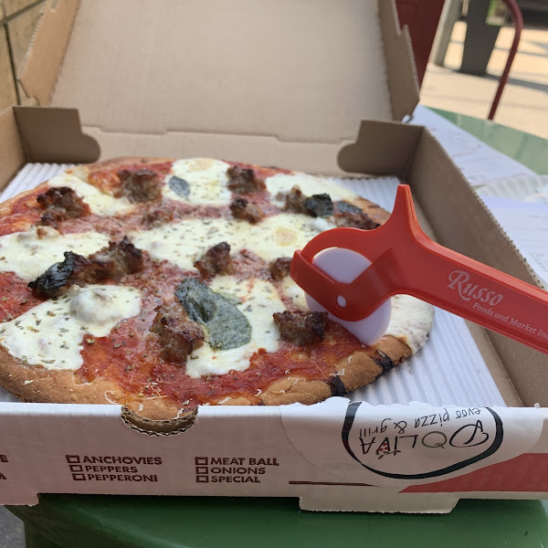 Photo from D'Oliva evoo Pizza & Grill