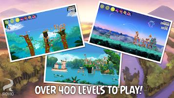 Screenshot of Angry Birds Rio