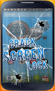 Crack screen Lock screenshot 5