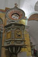 Photo: Pulpito. Iglesia de Chivay Chivay, Caylloma - Arequipa