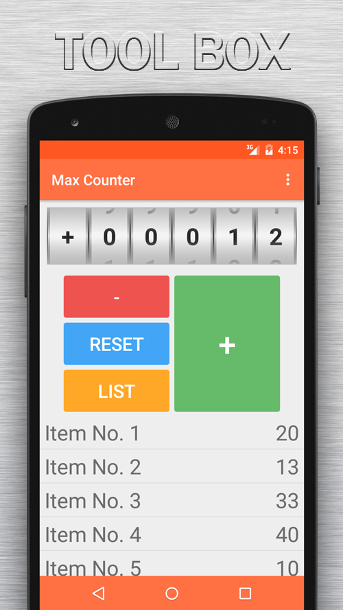 Tool Box (Free)- screenshot