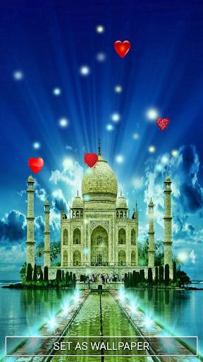 Taj Mahal Love Wallpaper