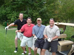 Photo: Simon Bourbonnais, Jeff Jarvis, Victor Deveau, Jeff Singleton