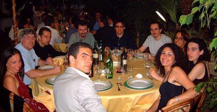 Photo: Naples EurHomogenization 2001