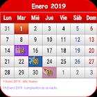 Mexico Calendario 2019 icon