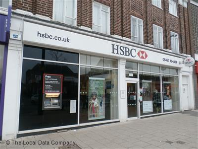 HSBC on Bristol Road South - Banks & Other Financial