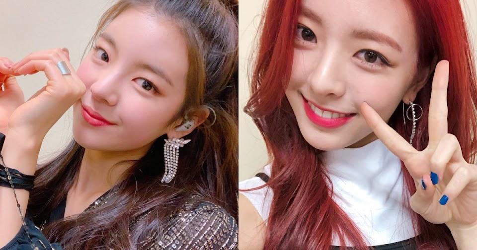 itzy lia yuna twins 5