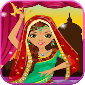 Indian Bride Dress Up game fre