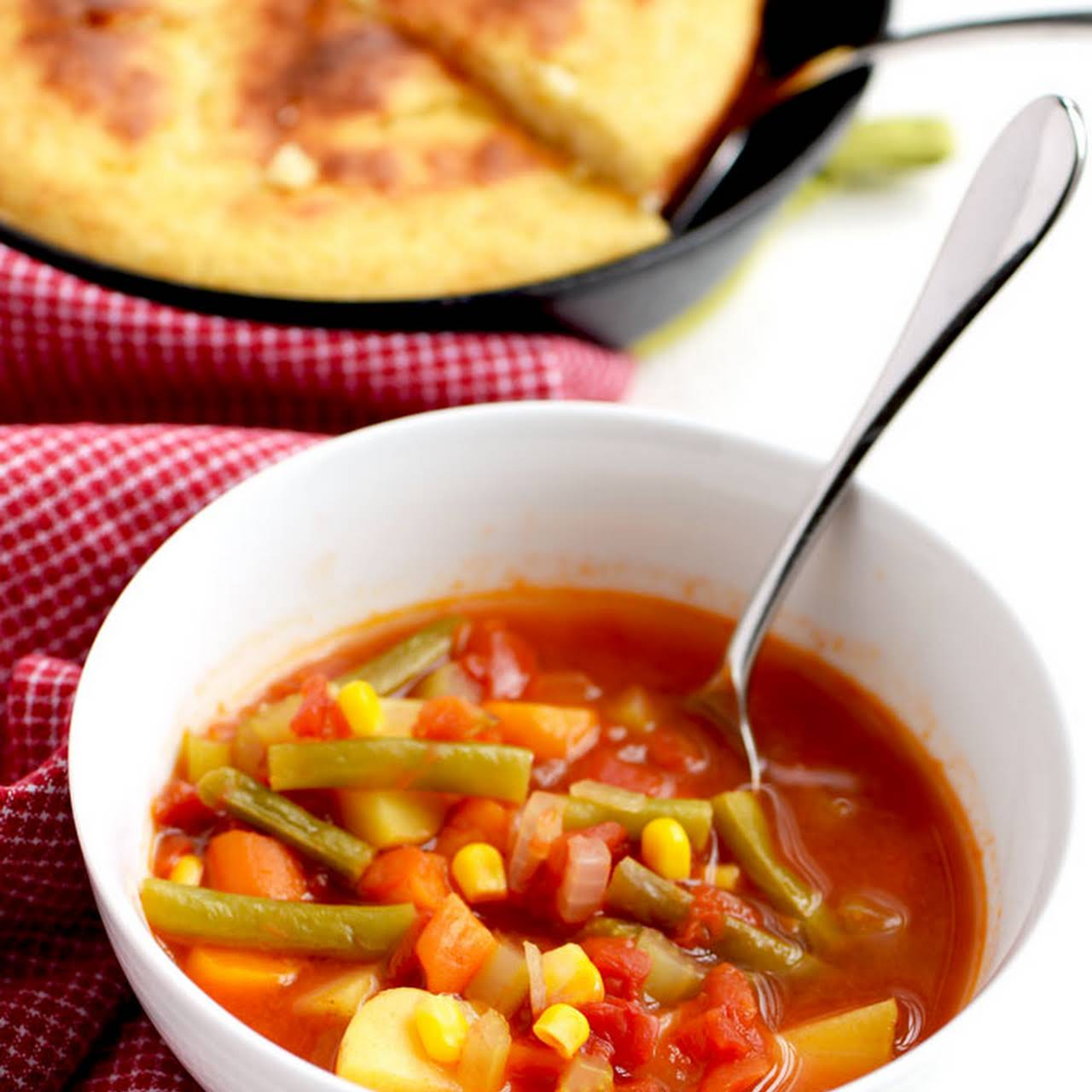 10 Best Sweet Tomatoes Vegetable Soup Recipes Yummly