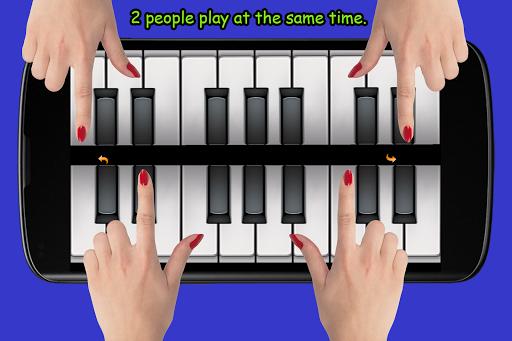 Blue Drum - Piano 1.3 screenshots 2