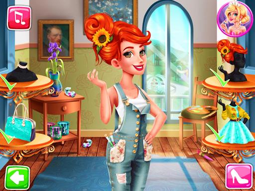 ألعاب تلبيس بنات جميلة 3.1 DreamHackers 2