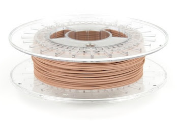 ColorFabb copperFill Metal Filament 1.75mm (0.75 kg)