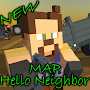 Map Hello Neighbor Mod for MCPE APK icon