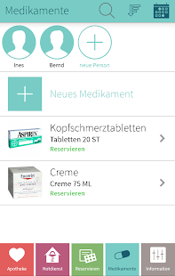 ApothekenApp- screenshot thumbnail