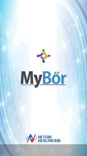 MyBor - náhled