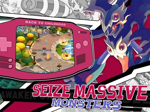 Screenshot for Minimon Saga in United States Play Store