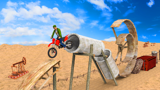 Stunt Bike Racing Game Tricks Master  🏁 App Download For Android 5