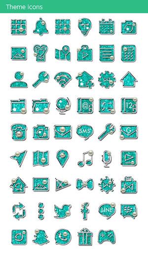 Cute Wallpaper Mint Glitter 1.0.0 Windows u7528 4