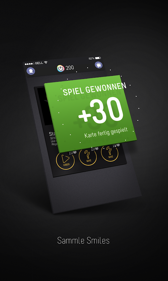 TVSMILES - Quiz,Prämien,Preise - screenshot